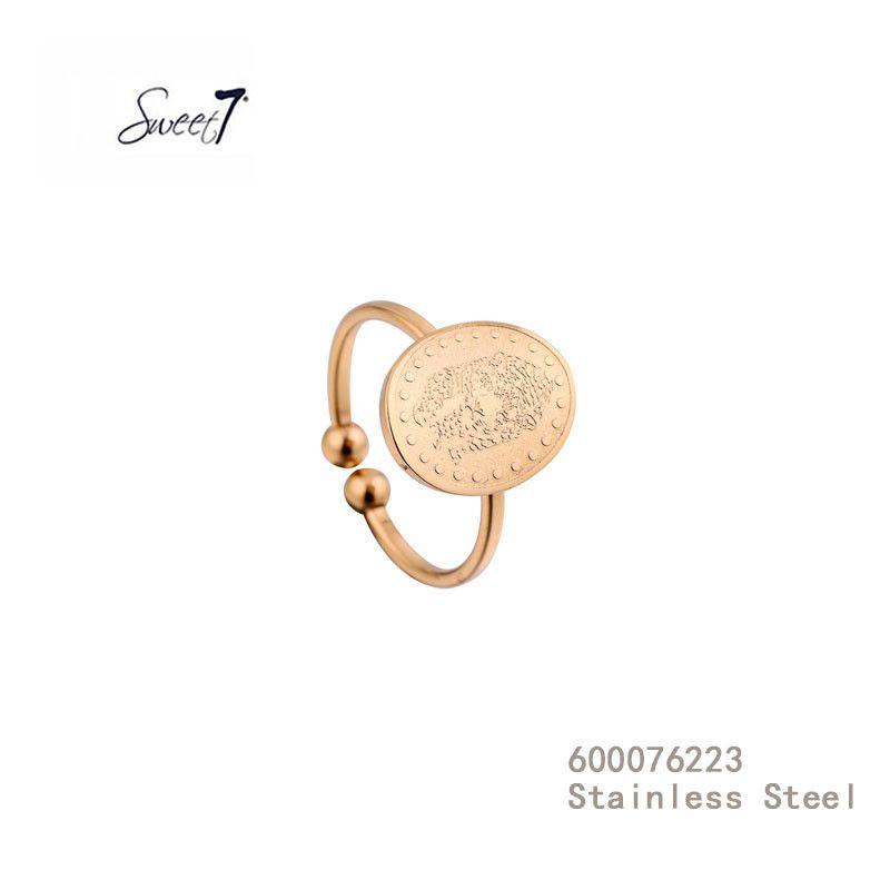Ring stainless steel van sweet7